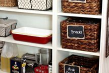 Everything in Place / Organization Ideas