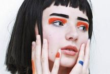 Make(it)up / Make up inspiration for pale skin, swatches and beauty tips