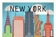 N as New-York, New-York...