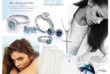 Singing the Blues / Our gemstone jewelry collection features classic styling to fashion forward trend setting styles. Gemstones are hand selected for their high-quality and our settings are superior and exquisite.