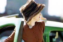 Vintage Style / Vintage-inspired. Elegance and grace...