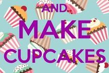Cupcakes / by Chelsea Pittman