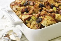 Vegan & Gluten Free Stuffing  / Yes, you can make gluten-free and vegan stuffing! You don't have to miss out on the tastiness of the Thanksgiving holiday.  / by Beanitos Bean Chips