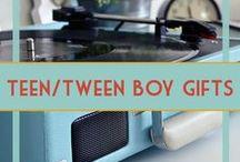 Gift Ideas for Teen & Tween Boys