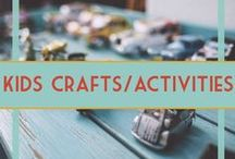 Kids Crafts for Boys / Fun and creative crafts for boys, kids, children, toddlers