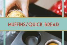 Quick Bread & Muffin Recipes