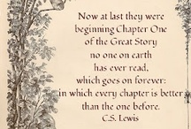 cs lewis / by Aisling McCormick