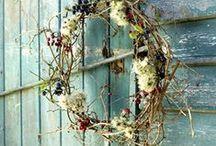 Wreaths / by Sarah Kathleen