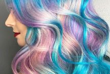 Candy Locks / Colorful dyed hair