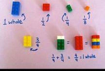 Home School: Math / by Rebecca Brink
