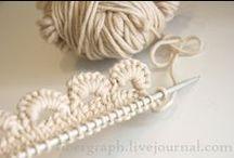 Knitting / by Elsa