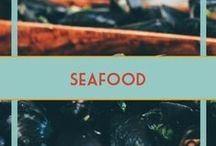 Seafood & Fish Recipes / Kick dinner up a notch with these creative and delicious fish and seafood recipes.