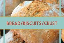 Breads, Biscuits, Crusts