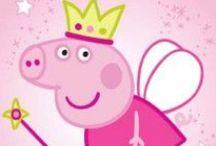 Peppa Pig Party / by Marisa Reyes
