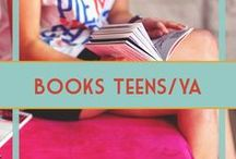 Books for Teens & Young Adults / Great books for pre-teens, teens, and young adults as recommended by my teenage son.