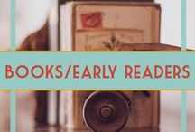 Books for Early Readers and Pre-teens / Chapter books for kids 6-12