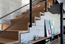 mr : escalier