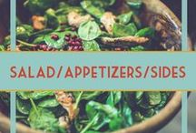 Salads, Appetizers, Side Dishes