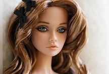 Gorgeous Dolls / #barbie #poppyparkerdolls  / by Stacy Wells