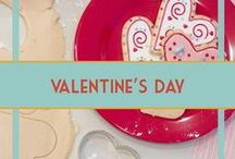 Valentine's Day Crafts, Decor, & Food