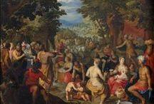 Tableaux et dessins Anciens / Les tableaux anciens (XII° à XVIII° siècle) représentent un secteur un peu particulier dans le monde du marché de l'art, car leur côte reste stable.