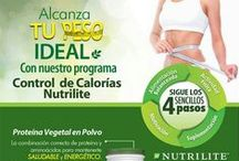 Nutrición / Aliméntate sanamente