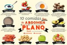 Abdomen plano / Tips para un abdomen plano
