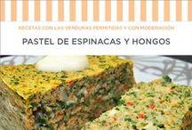 Recetas / Algunas recetas con proteína vegetal