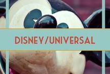 Disney World, Disneyland & Universal Studios / Travel, things to do, tips, tricks, and hacks for visiting Orlando, Disney World, Disneyland, and Universal Studios.