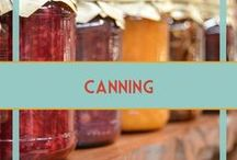 Canning Recipes & Tips