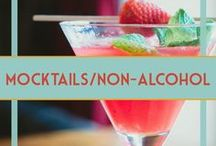Mocktails, Non-Alcoholic, & Coffee Drinks / Tasty, fun drinks without the alcohol. Perfect for kids, pregnancy, or anytime! Mocktails, non-alcoholic, coffee drinks