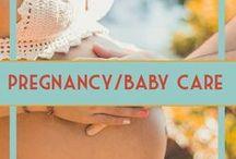 Pregnancy & Baby Care / Pregnancy, baby care, birth, breastfeeding, infant care, newborns