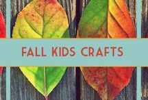 Kids Crafts Fall, Halloween & Thanksgiving / Crafts and activities for kids - Fall, Thanksgiving, Halloween