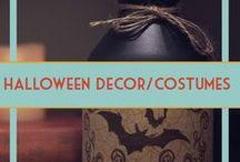 Halloween Decor & Costumes