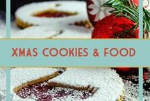 Christmas Cookies & Recipes / Christmas cookies, food, drinks, and desserts