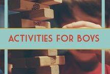 Fun Activities for Boys