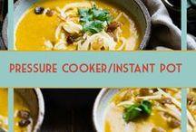 Pressure Cooker & Instant Pot Recipes