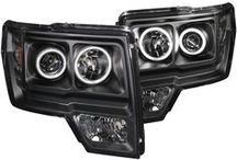 Raptor Lighting / Ford Raptor Headlights, Taillights, off-road lights, and replacement lights to name a few