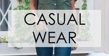 My personal favorite casual Wear / I always like looking my best and while looking casual a sense of style.