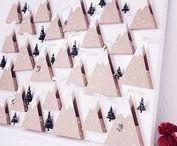 Adventskalender Ideen / Ein Adventskalender versüßt die Weihnachtszeit und das Warten bis zum Heiligabend. Hier findet ihr Ideen für gekaufte und DIY-Adventskalender für Kinder und Erwachsene.