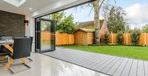 Bi-Fold Door Projects / A selection of Lite Haus UK's projects where we installed high quality bi-fold doors. We are approved fabricators of Schüco.