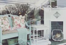 """""""French Vanilla Home and Garden"""" / Lifestyle boutique offering a flirty mix of French Farmhouse, Nordic French and Vintage Inspired goods for your home and garden! www.frenchvanillahome.com"""