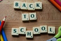 Back to School / by Tweten EdTechNerdo