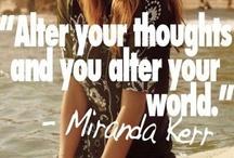 Words of Wisdom / by Megan Power