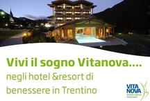 Hotel&Resort Vitanova / Hotel stellati, campeggi esclusivi e hotel termali per un benessere completo: meravigliose aree wellness, programmi di attività dolci e sportive e servizi speciali dedicati alle famiglie e ai più piccoli.