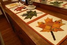Quilts Table Runners / by Michele Koltermann