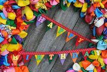 HOLIDAYS:  Birthday Celebrations / by Melissa Blades Kornfeind