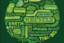 Living Green for Earth Day / by cynthia osejo