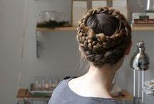 coiffure. / by Margaret Austen