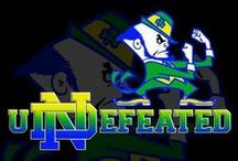 Notre Dame: Fighting Irish...